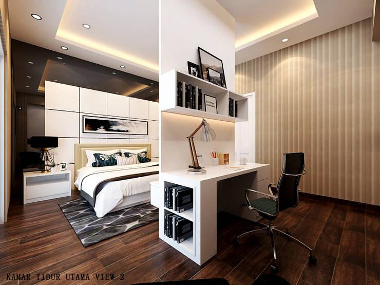 Rumah Tinggal Alice :  Hotels by Elora Desain