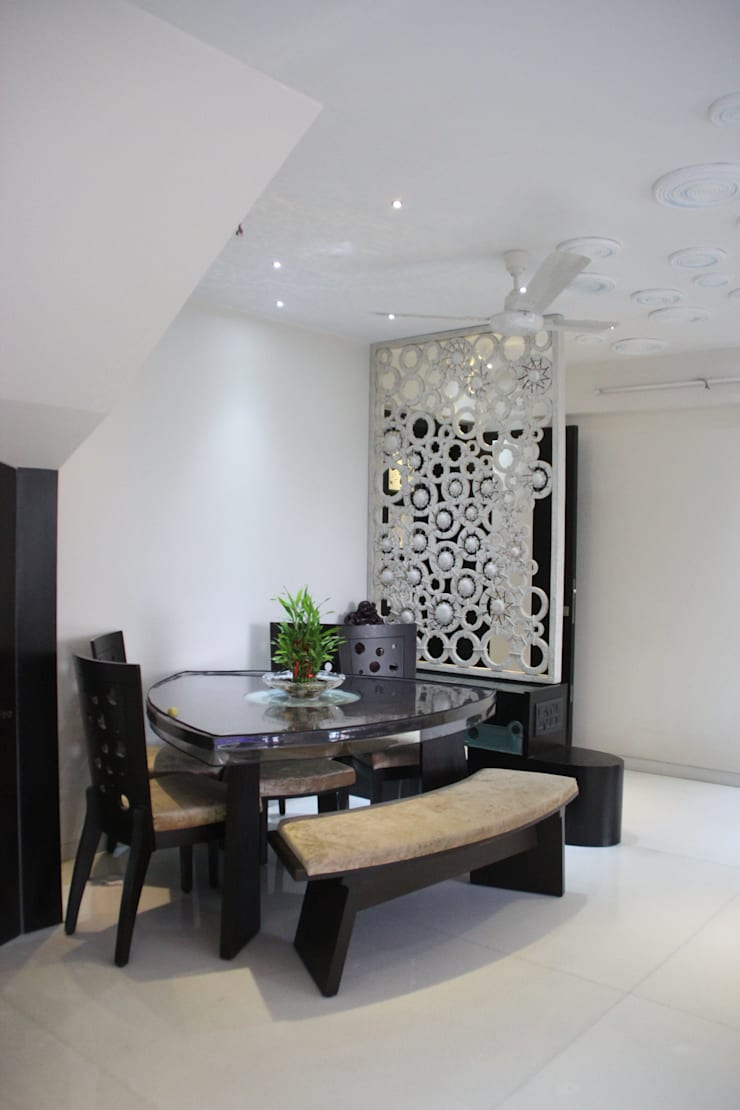 Interior Design:  Office buildings by aasha interiors,Modern