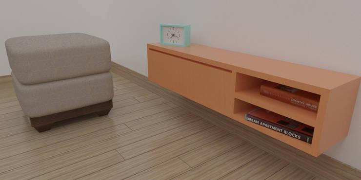 Mobiliario: Dormitorios de estilo  por Arq Darwin Machiste