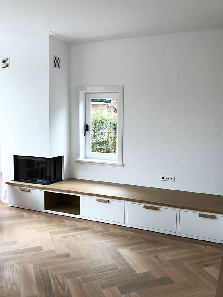 de estilo  por Puurbouwen, Moderno