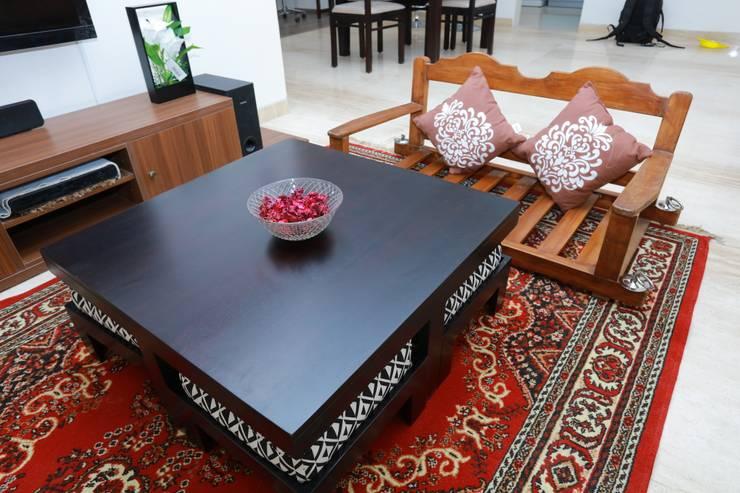 Living Room—Origami Spaces(Origamispaces.com):  Living room by Origami Space Design