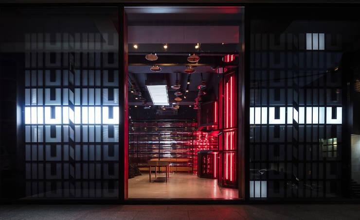 MUNMU LOUNGE: ARTEFACT의  바 & 카페