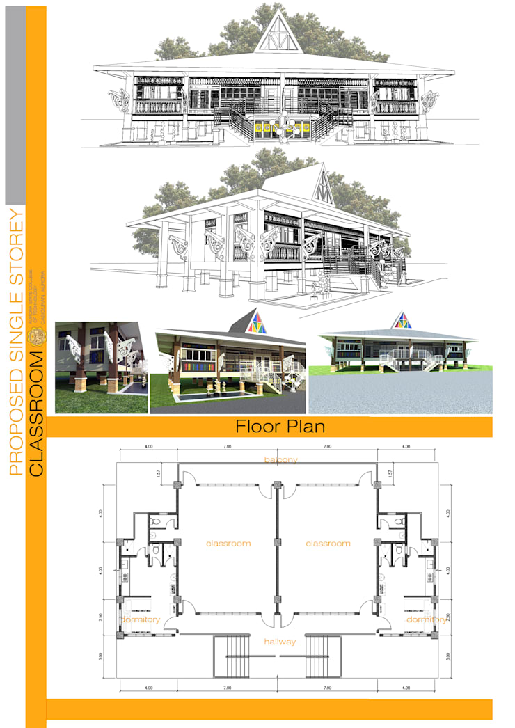 Floorplan:   by Sindac Architectural Design and Consultancy