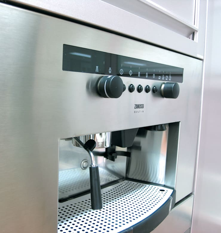 Built-in kitchens by 씽크박사