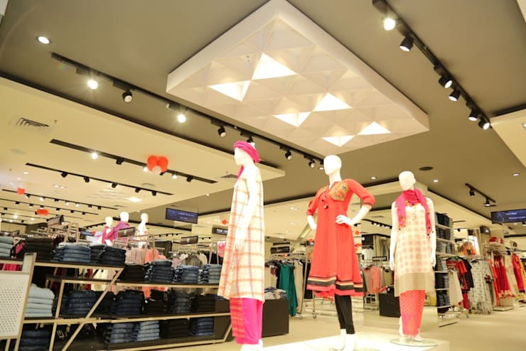 Retail Shop:   by Elcon Infrastructure