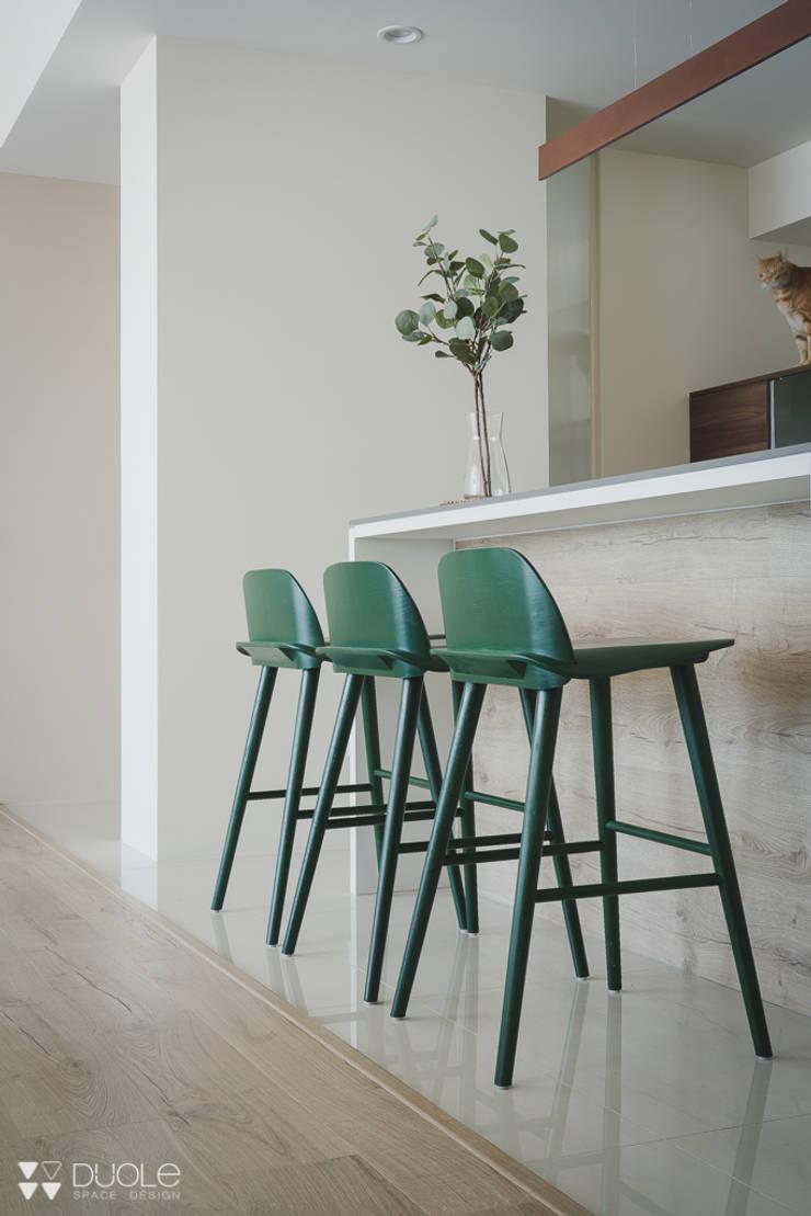Project  |  T宅:  廚房 by DUOLE 掇樂設計