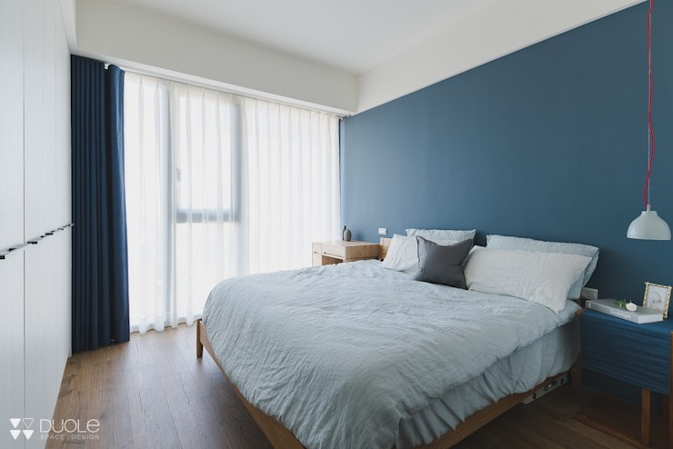 Project  |  T宅:  臥室 by DUOLE 掇樂設計