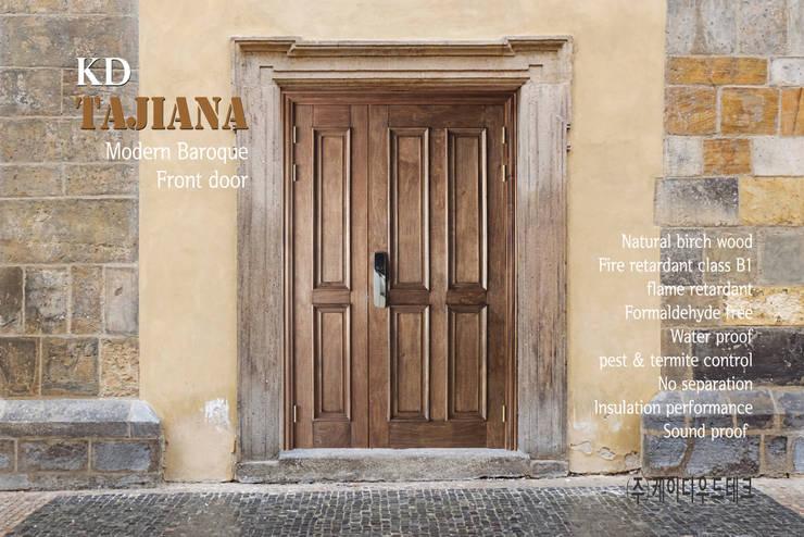 Windows & doors  by 케이디우드테크