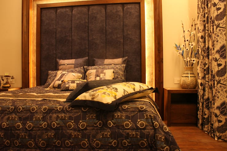 Vintage Car Quilted Customized 11 piece Bedspread  :  Bedroom by Studio 63,