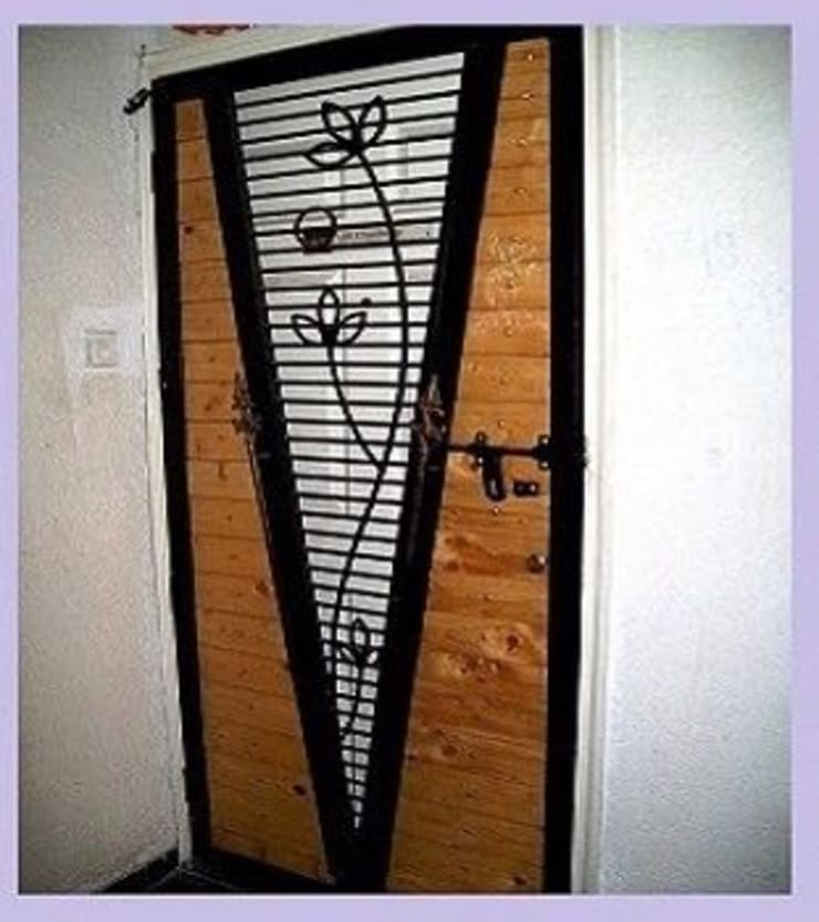 Safety Door:   by Elcon Infrastructure