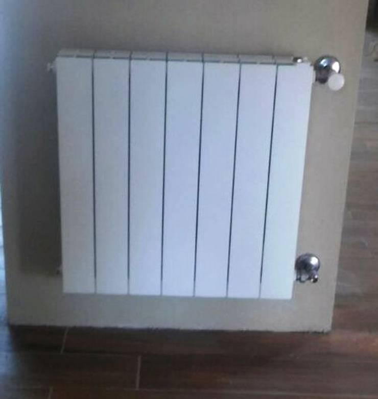 Radiadores:  de estilo  por INSERT. Calefacción y Energías Renovables,