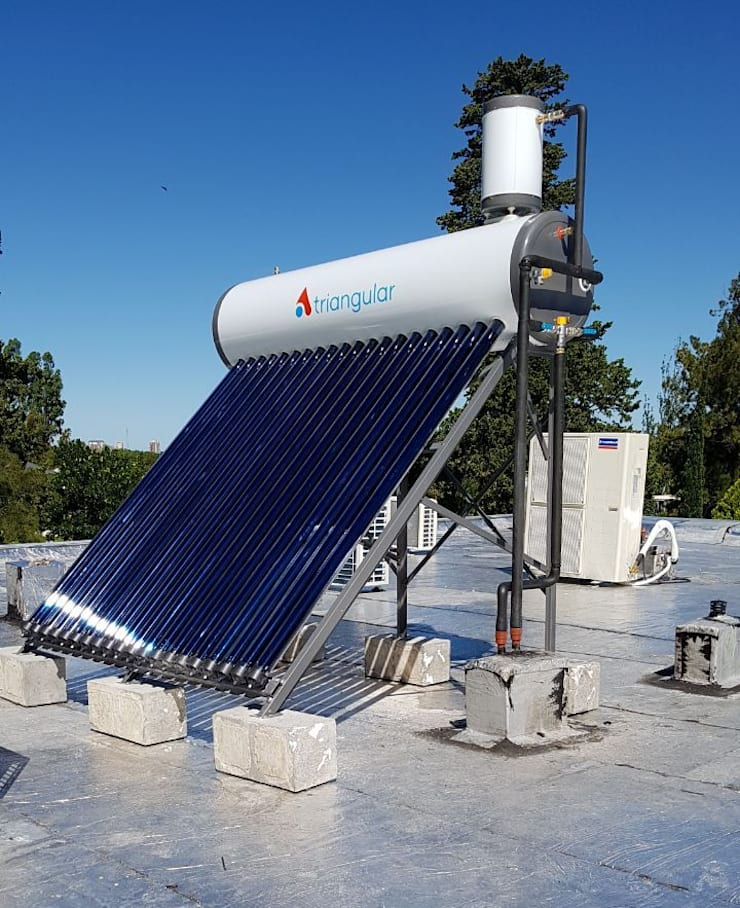 Termo tanque Solar:  de estilo  por INSERT. Calefacción y Energías Renovables