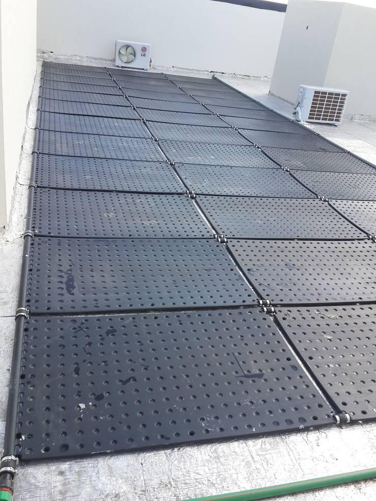 Paneles Solares:  de estilo  por INSERT. Calefacción y Energías Renovables,