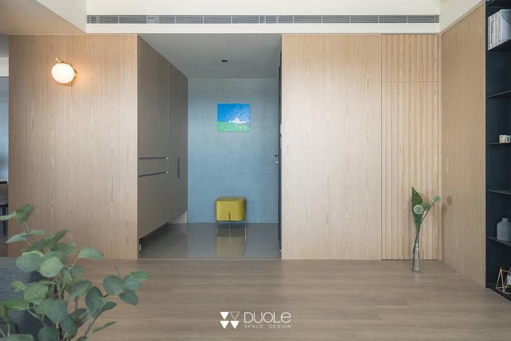 Project | C宅:  走廊 & 玄關 by DUOLE 掇樂設計