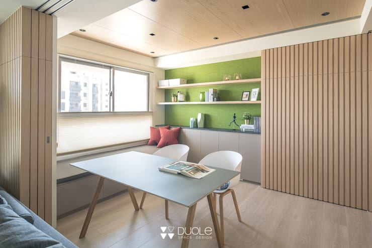 Project | C宅:  書房/辦公室 by DUOLE 掇樂設計