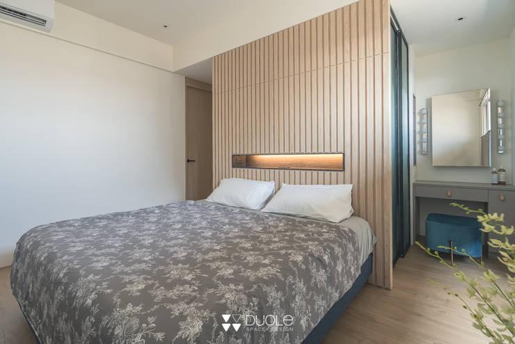 Project | C宅:  臥室 by DUOLE 掇樂設計