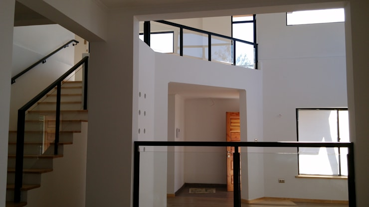 Casa Gral.Cruz: Comedores de estilo  por Lau Arquitectos