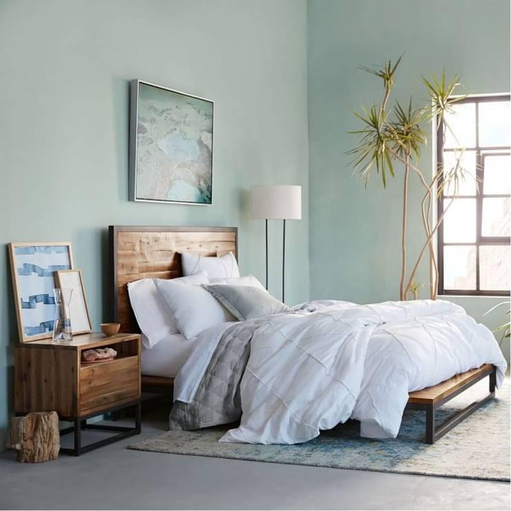 PapDükkan – Mitros Yatak Takımı:  tarz Yatak Odası