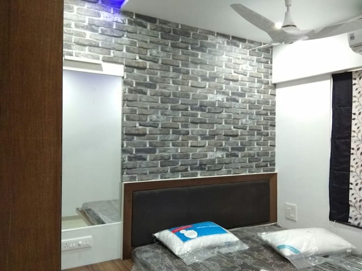 Project: modern Bedroom by Vasuweta Interior Space