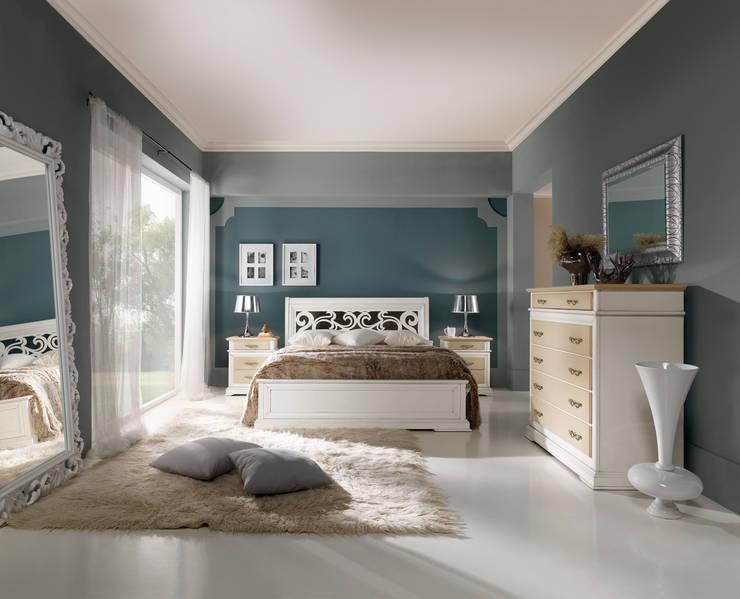 Realizzazione arredamento su misura per camere da letto verona - Arredamento camera letto matrimoniale ...