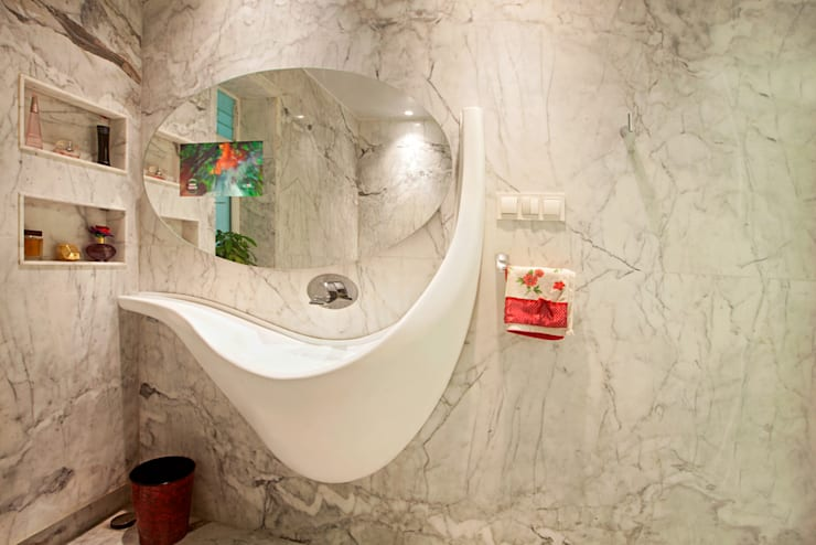 Bathroom by Innerspace