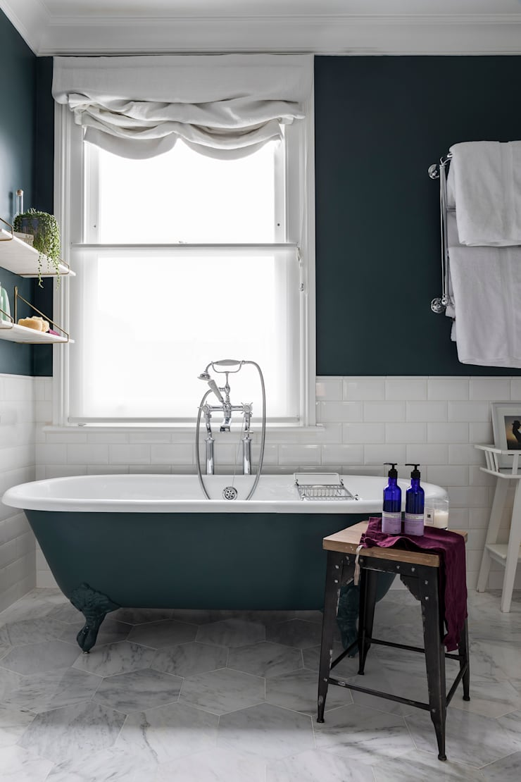 Bathroom by Imperfect Interiors