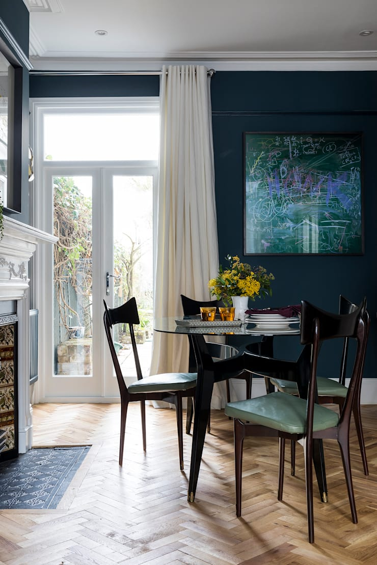 Dining room by Imperfect Interiors