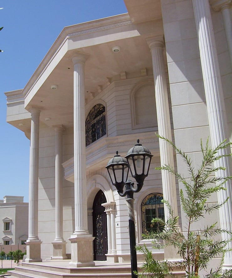 AL-Saed Residence:  Villas by JREDiasanta Architectural Services