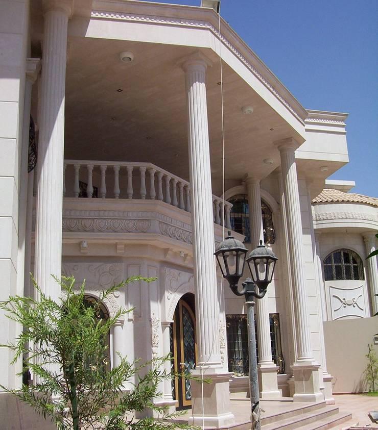 AL-Saed:  Villas by JREDiasanta Architectural Services