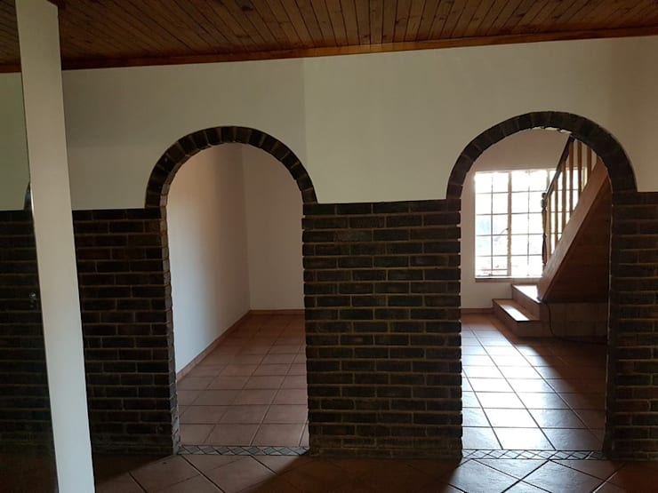 Home alteration in Zwartkop Centurion. :   by PTA Builders And Renovators
