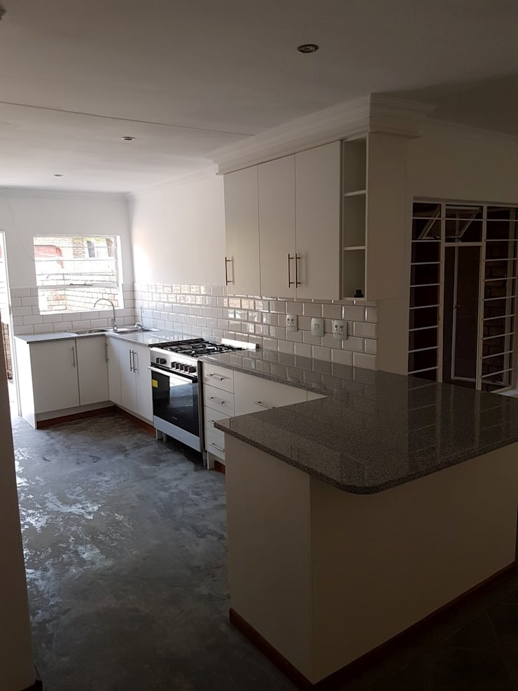 ​Renovation in Wilgers Pretoria:   by PTA Builders And Renovators