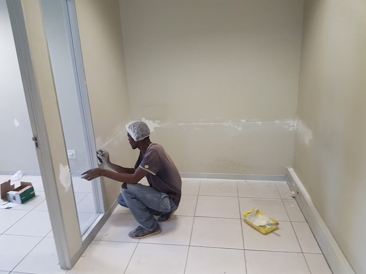 Factory repairs and maintenace in Midrand:   by PTA Builders And Renovators