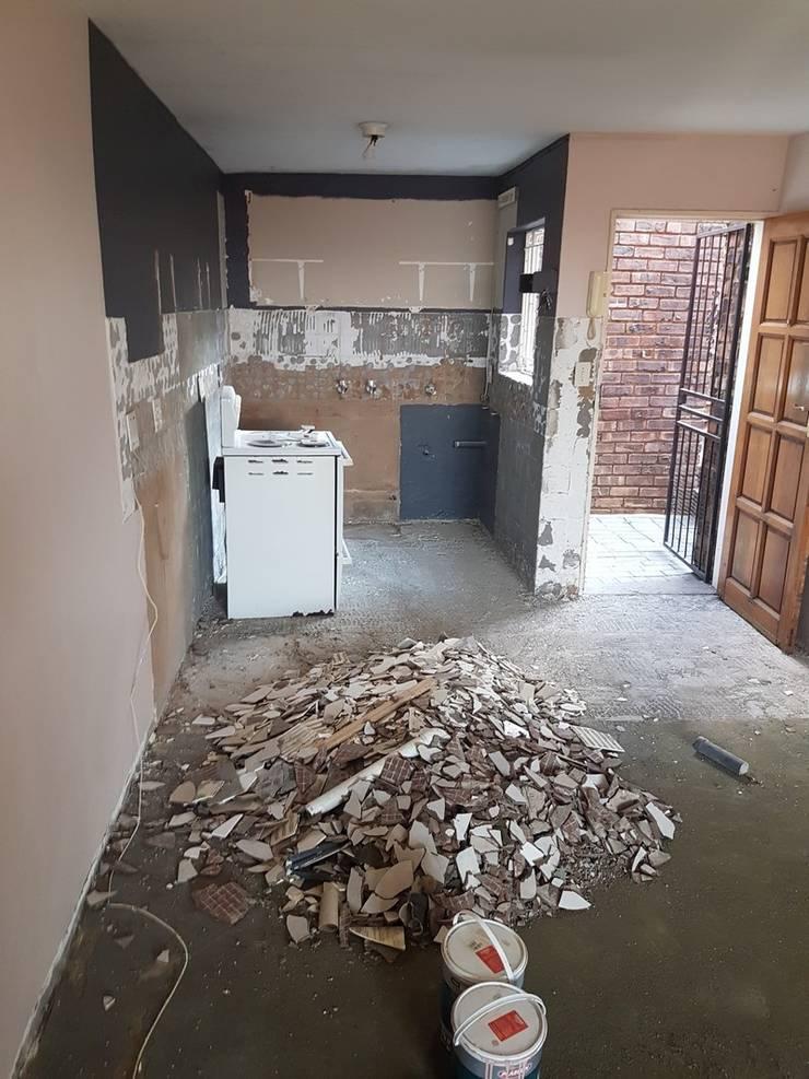 Renovation in La Montagne Pretoria:   by PTA Builders And Renovators