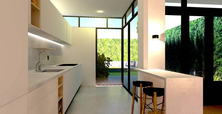 Keuken Uitbouw Design : Keukenuitbouw von stefania rastellino interior design homify
