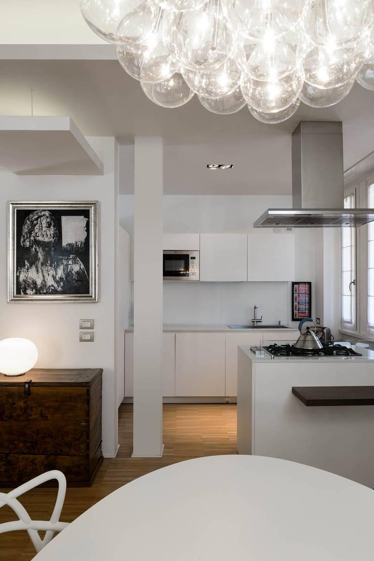 von Patrizia Burato Architetto Modern Holz Holznachbildung