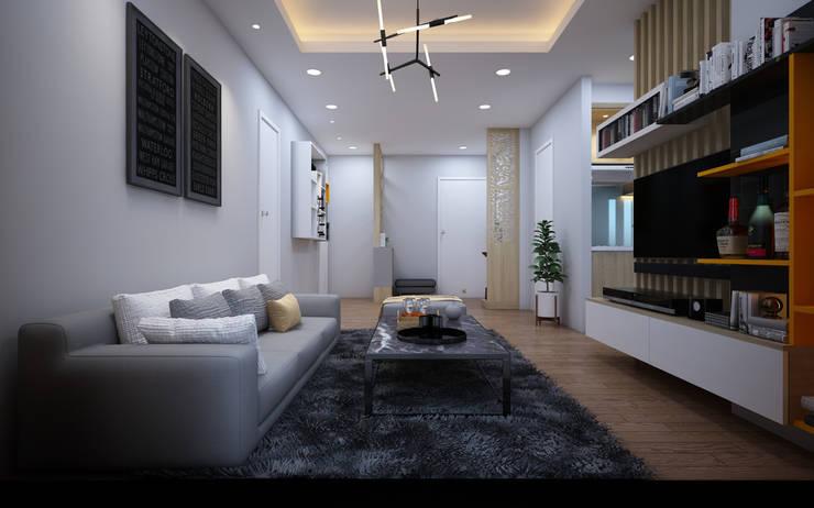 Thiết kế và thi công nội thất căn hộ chung cư tại TPHCM liên hệ 0911.120.739:  Household by TNHH xây dựng và thiết kế nội thất AN PHÚ CONs 0911.120.739