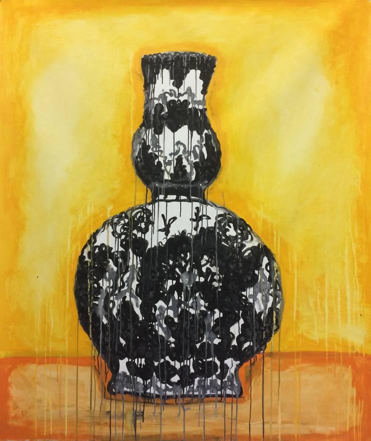 Ming vaas 1:  Kunst  door Sophie Walraven
