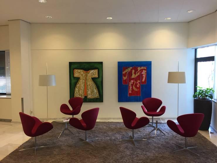 Sociaal Economische Raad, Den Haag:  Evenementenlocaties door Sophie Walraven