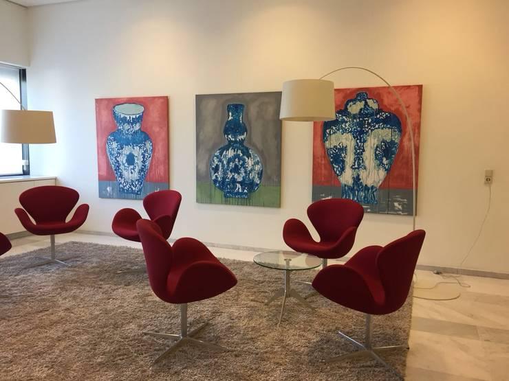 SER:  Kantoorgebouwen door Sophie Walraven