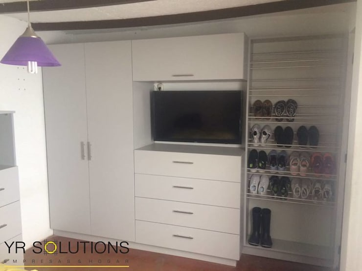 Dressing room by YR Solutions