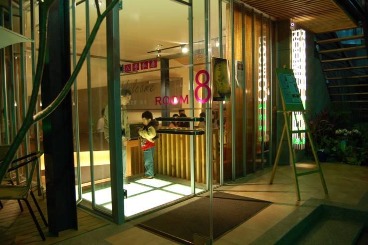 八號私房餐廳:   by 台中室內設計-築采設計