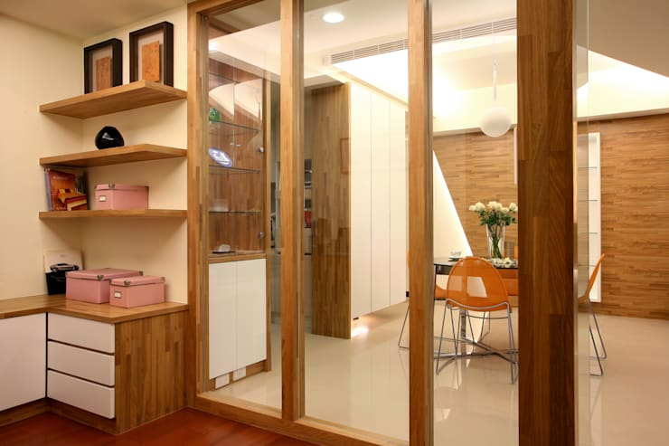 太子文化:   by 台中室內設計-築采設計