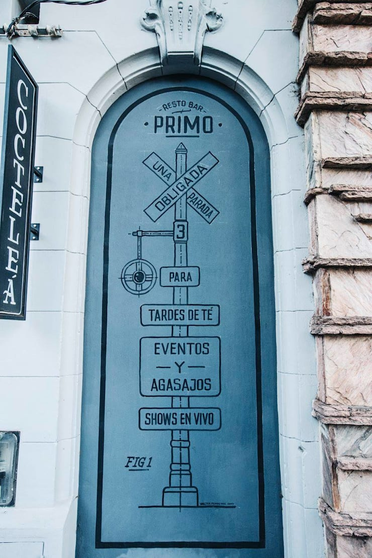 PRIMO | Resto Bar: Gastronomía de estilo  por María Florencia Funes