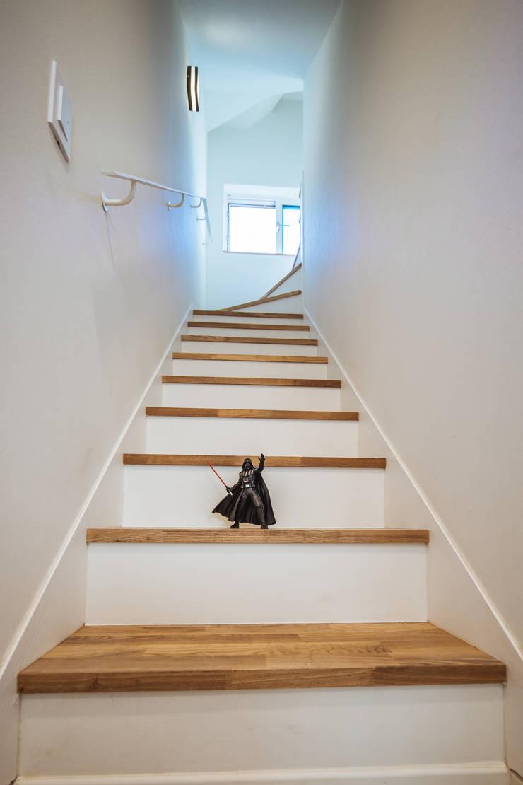 Darth Vader: AAPA건축사사무소의  계단,
