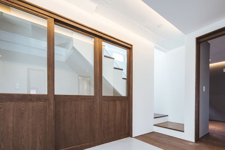 온기: AAPA건축사사무소의  계단