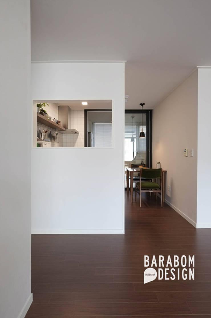 Dining room by 바라봄디자인