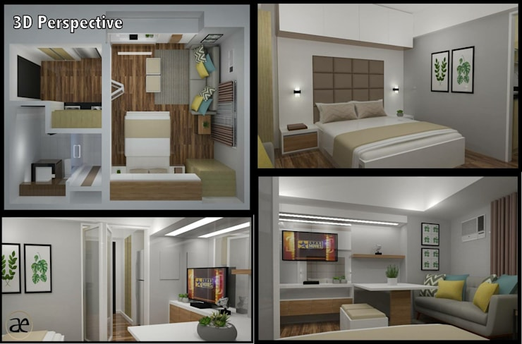 by AWE Interior Design