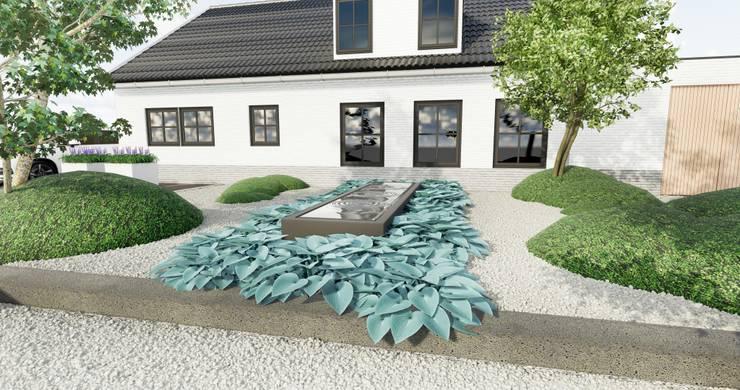 strakke watertafel 3D plan:   door BMT