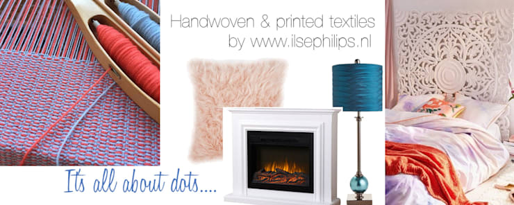 Inspiration board weaving 2:   door ilsephilips