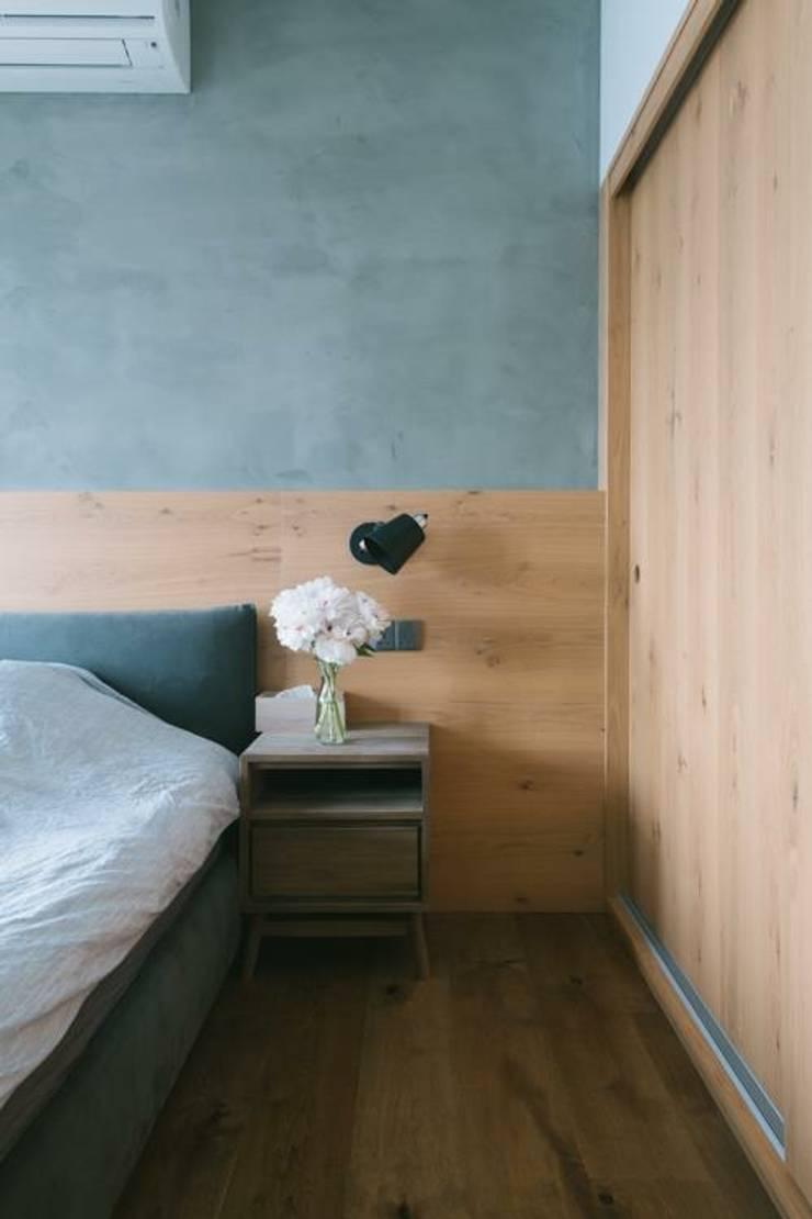 kingsford gardens:  Bedroom by Ash studio